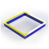 ARTDIO-201 Medinė smėlio dėžė