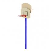 ARTSG413 Dvigubas krepšinio lankas su stovu