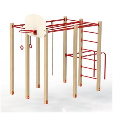 ARTDIO-672 Gimnastikos kompleksas ''Robinas''