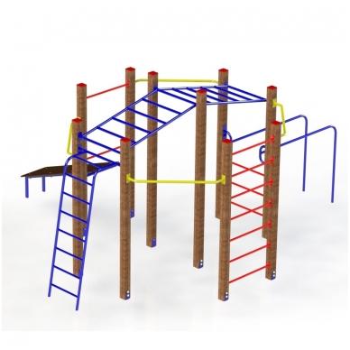 ARTDIO-683 Gimnastikos kompleksas