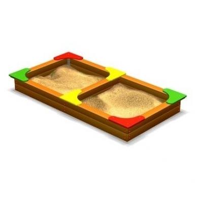 ARTDIO-205 Dviguba smėlio dėžė