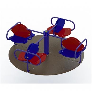ARTDIO-302 Didelė karuselė
