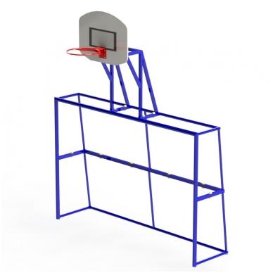 ARTSG402 Vartai su krepšinio lenta
