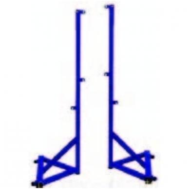 ARTSG407 Badmintono tinklo stovai (be tinklo)