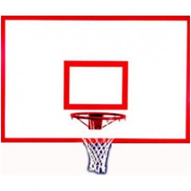 """ARTSG-410 Krepšinio lenta """"FIBA"""""""