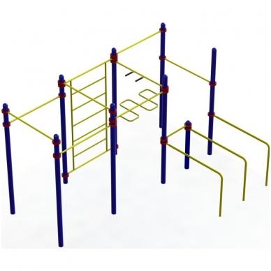 ARTW-201 Gimnastikos kompleksas