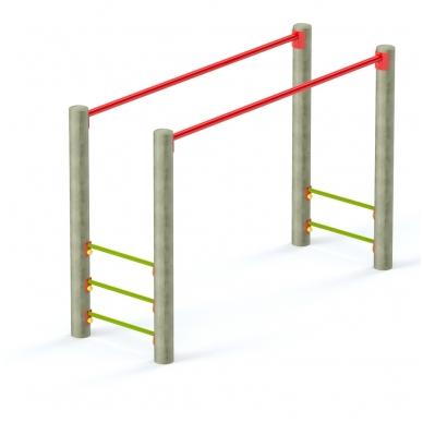Gimnastikos skersiniai AV170