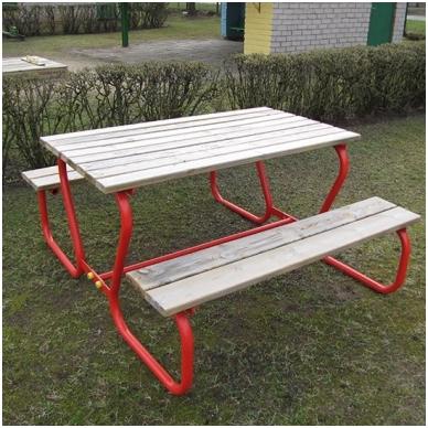Iškylautojų staliukas AV220