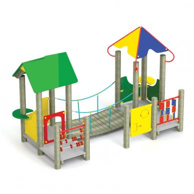 Žaidimų aikštelė Junior Nr. 2 AV14