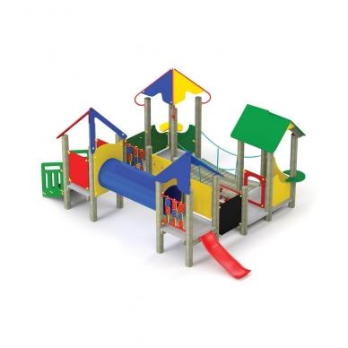 Žaidimų Aikštelė Junior Nr. 4
